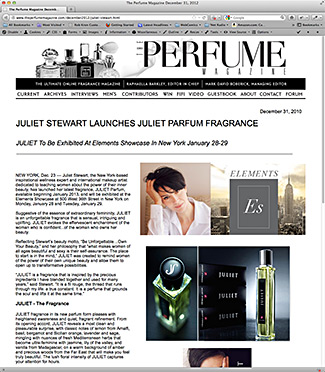 Perfume Magazine Review